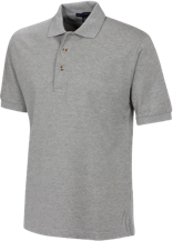 London Towne Elementary School Lions Cotton Pique Knit Polo
