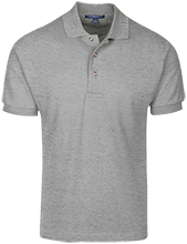 Eagle Academy School Cotton Pique Knit Polo