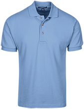 Thomas Lake Elementary School Tigers Cotton Pique Knit Polo