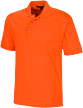Green Meadow Elementary School Tigers Cotton Pique Knit Polo