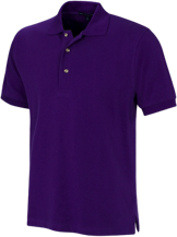 Irving Elementary School Eagles Cotton Pique Knit Polo