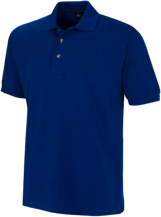 Saint Rose Of Lima School School Cotton Pique Knit Polo
