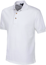 Vernon E Greer Middle School Mustangs Cotton Pique Knit Polo