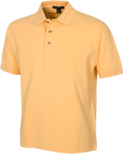 Baker Elementary School Bobcats Cotton Pique Knit Polo
