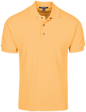 Pikeside Learning Center Panthers Cotton Pique Knit Polo