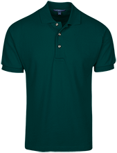 St. Francis Indians Football Cotton Pique Knit Polo
