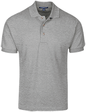Longview School School Cotton Pique Knit Polo