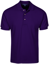 KIVA High School High School Cotton Pique Knit Polo