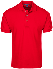 Western Elementary School Mustangs Cotton Pique Knit Polo