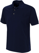 Maranatha Baptist Academy Crusaders Tall Cotton Pique Knit Polo