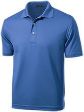 Law Elementary School Owls Dri-Mesh Short Sleeve Polos