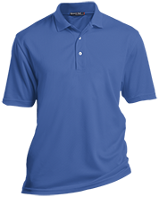 Buffalo Springs School School Dri-Mesh Short Sleeve Polos