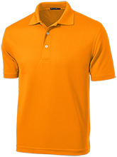 Beachwood High School Bison Dri-Mesh Short Sleeve Polos