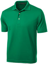 Adams Middle School Raccoons Dri-Mesh Short Sleeve Polos