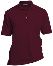 Nutley High School Maroon Raiders Dri-Mesh Short Sleeve Polos
