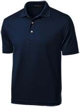 The Heritage High School Hawks Dri-Mesh Short Sleeve Polos