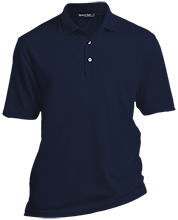 Aquinas High School Blugolds Tall Dri-Mesh Short Sleeve Polos