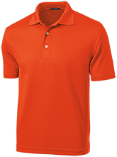 Fire Department Dri-Mesh Short Sleeve Polos