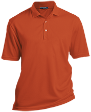 Ankeney Middle School Chargers Dri-Mesh Short Sleeve Polos