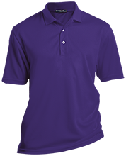 H B Lawrence Elementary School Knights Dri-Mesh Short Sleeve Polos