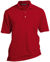 Mechanicville High School Red Raiders Dri-Mesh Short Sleeve Polos