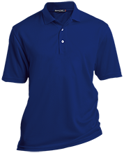 Shore Regional High School Blue Devils Tall Dri-Mesh Short Sleeve Polos