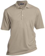 KIVA High School High School Dri-Mesh Short Sleeve Polos