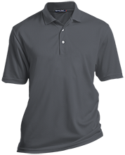 Lake Zurich MS - South School Dri-Mesh Short Sleeve Polos