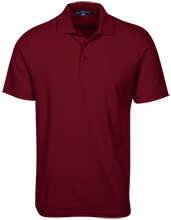 Nutley High School Maroon Raiders Embroidered Stain Resistant Sport Shirt