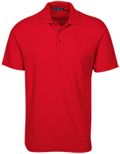 Huntington High School Red Devils Embroidered Stain Resistant Sport Shirt