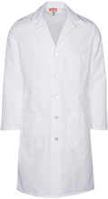 Lasalle II Falcons Lab Coat