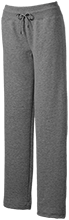 South Whidbey Primary School Eagles Ladies Custom Open Bottom Sweats