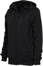Pine Street Elementary School Cougars Ladies Full-Zip Hoodie