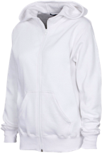 Sunset Hills Elementary School Tarpon Fish Ladies Full-Zip Hoodie