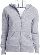 Templeton Elementary School School Ladies Full-Zip Hoodie