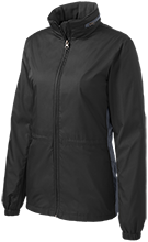 Choir Ladies Core Colorblock Wind Jacket