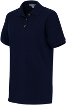 L H Day School Suns Ladies Cotton Pique Knit Polo