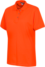 Mahomet-Seymour JH Bulldogs Ladies Cotton Pique Knit Polo