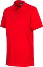Tecumseh Junior Senior High School Braves Ladies' Cotton Pique Knit Polo