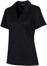 Colerain Elementary School Yellow Jackets Ladies Dri-Mesh Short Sleeve Polos