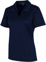 Raymond E Wells Junior High School Bulldogs Ladies Dri-Mesh Short Sleeve Polos