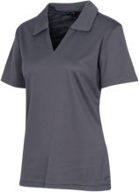 Anansi Charter School Ladies Dri-Mesh Short Sleeve Polos