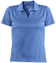 Center For Creative Education Charter School Ladies Dri-Mesh Short Sleeve Polos