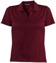 Shepherd Of The Valley Lutheran Ladies Dri-Mesh Short Sleeve Polos