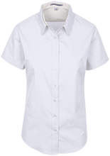 Short Sleeve Easy Care Shirt for Her