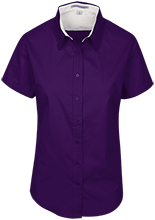 Deep Creek Alumni Hornets Short Sleeve Easy Care Shirt for Her