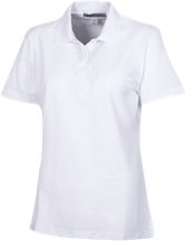 Quincy High School Presidents Ladies Embroidered Stain Resistant Sport Shirt