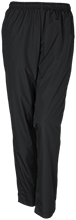 Ella C Pittman Elementary School Pandas Personalized Ladies Warm-Up Track Pant