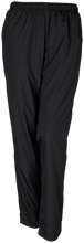 Baseball Personalized Ladies Warm-Up Track Pant
