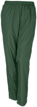 Mountain View Middle School Wildcats Personalized Ladies Warm-Up Track Pant